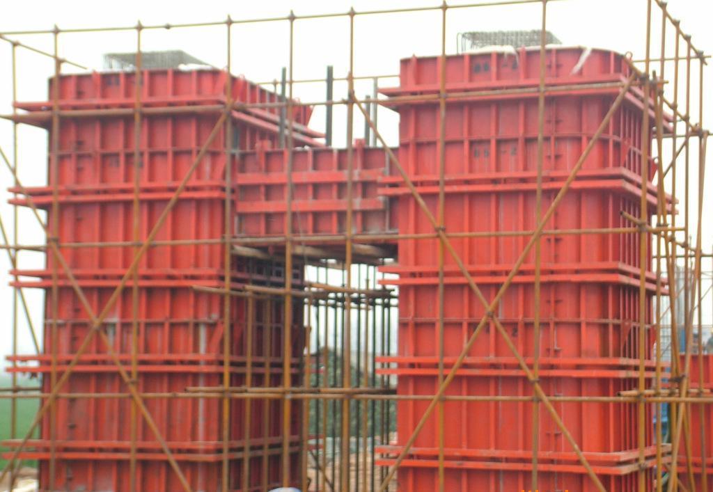 襄阳组合钢模板施工材料的规格和要求