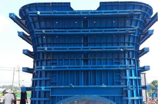 墩身钢模板生产销售(租赁)