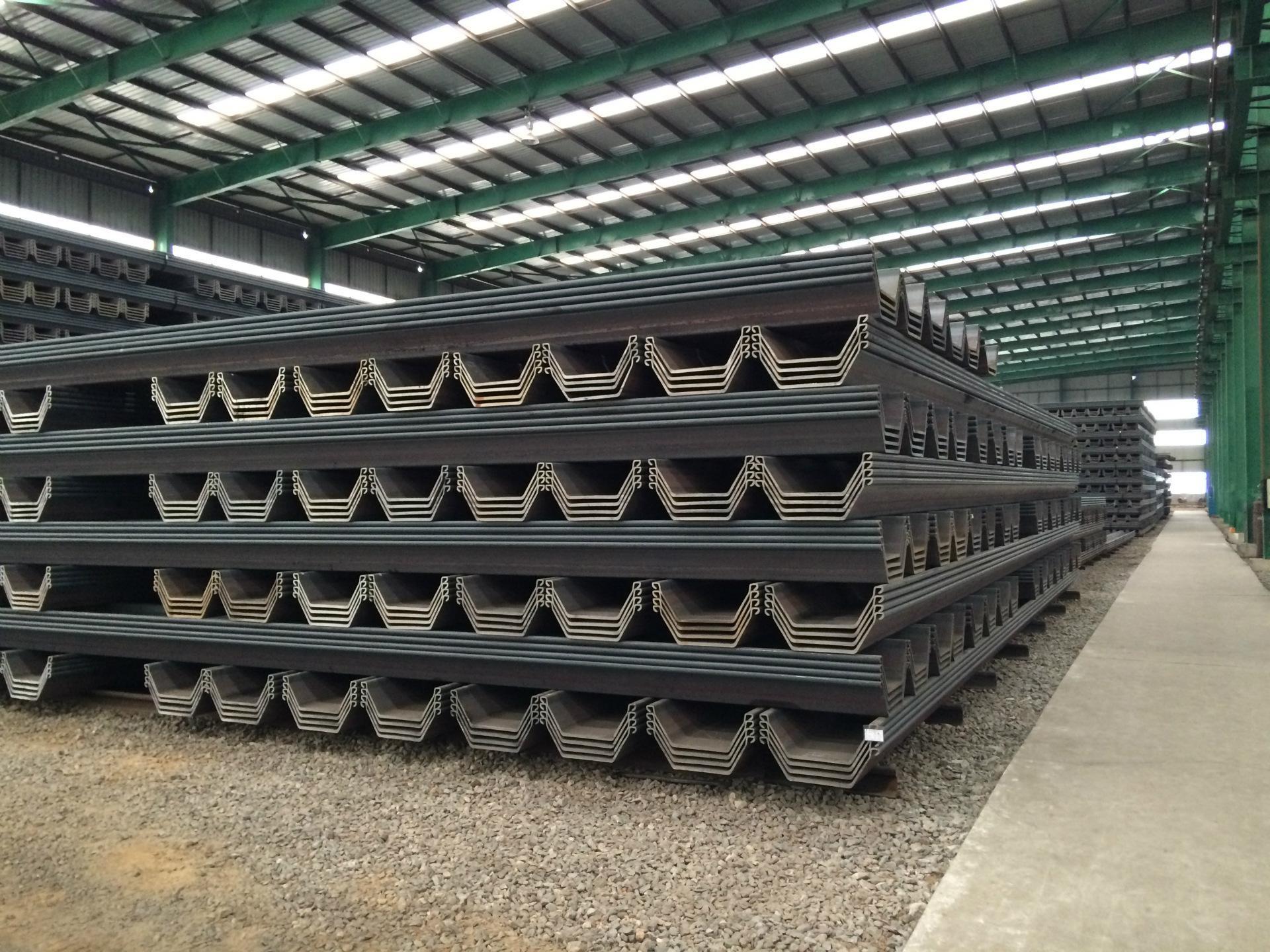 拉森钢板桩租赁价格
