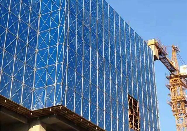 建筑爬架生产销售(租赁)