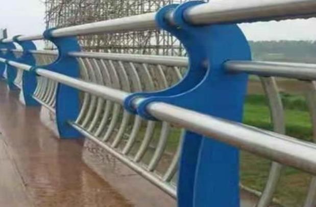 桥梁不锈钢复合管防撞护栏