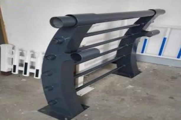 桥梁护栏防撞 柱