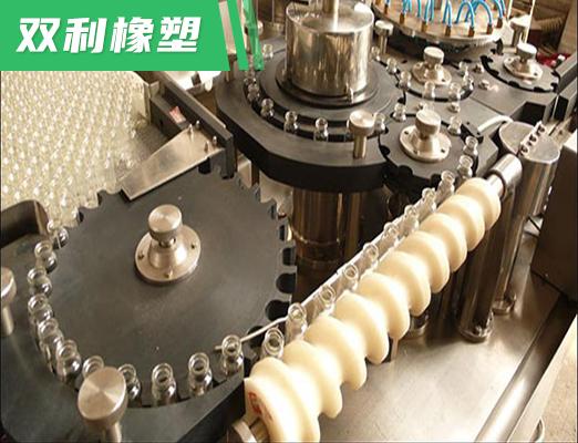 进瓶螺杆-分瓶螺杆-螺旋推进器-尼龙螺杆