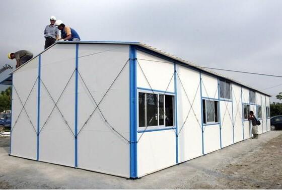 活动板房用尺寸如何计算安装价格?