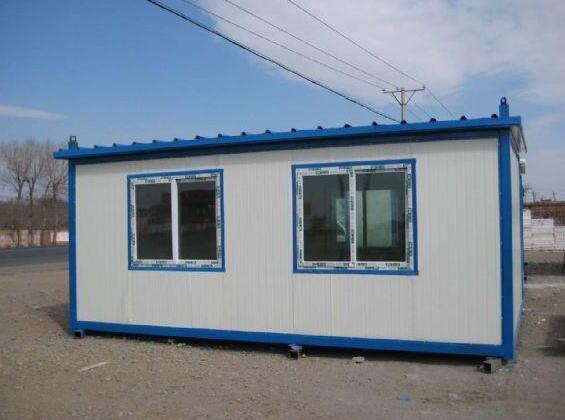 彩钢活动房和集装箱活动房你选那种?