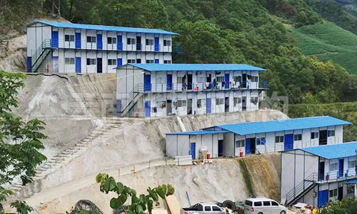 矿场临时活动房