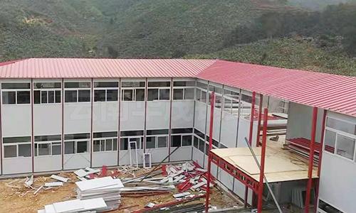 杨林建筑工地活动房