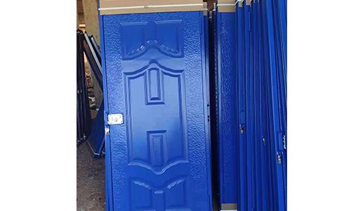 活动房专用钢制门