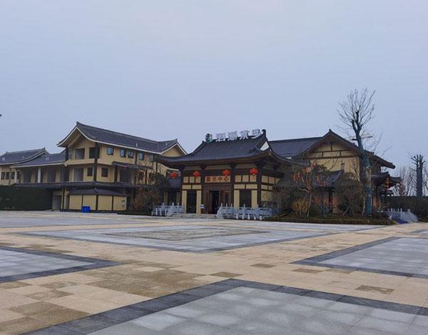 唐城洄湖水乡