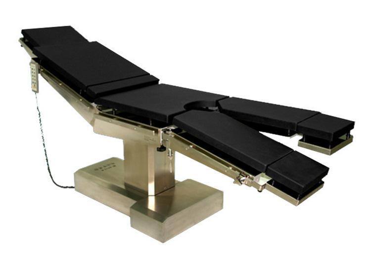 电动手术床的基本组成是什么?