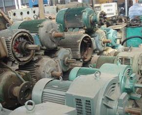 拆除工厂设备回收