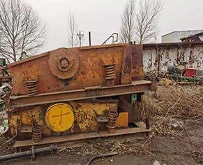 二手废旧工厂设备回收