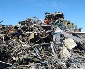 旧厂房拆除回收