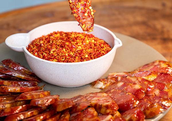 川味香肠属于腌腊肠制品