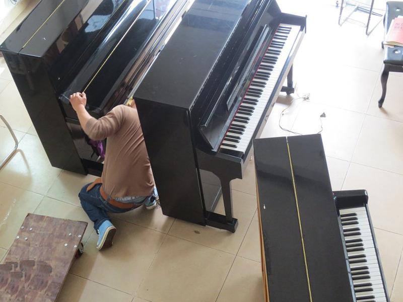 桂林搬家知识解答02:钢琴如何安全搬运?这6步流程让你轻松避坑