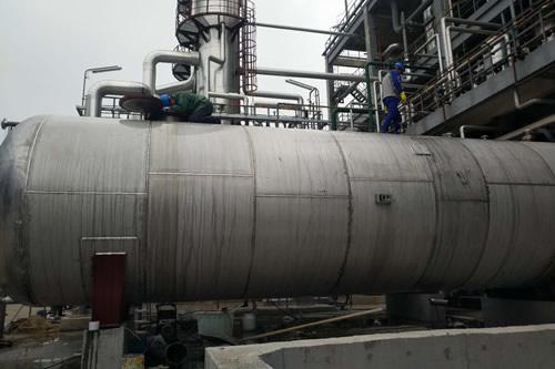 导热油炉在线清洗剂的主要清洗原理介绍