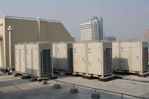 宝鸡卷烟厂中央空调机组清洗