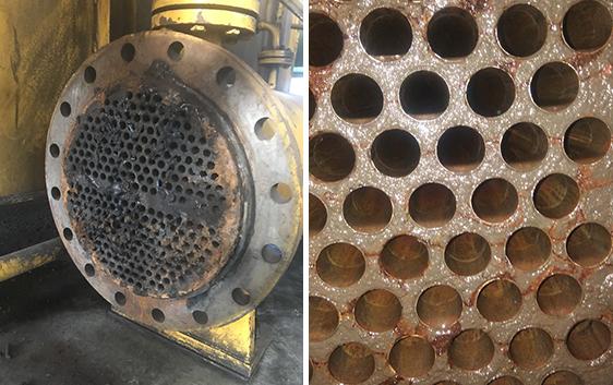 不需要拆开换热器就能清洗,来看换热器的化学清洗原理