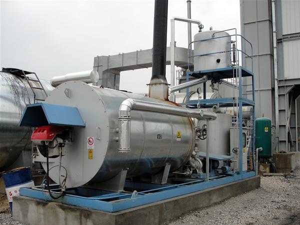 西安导热油锅炉清洗的三种方法