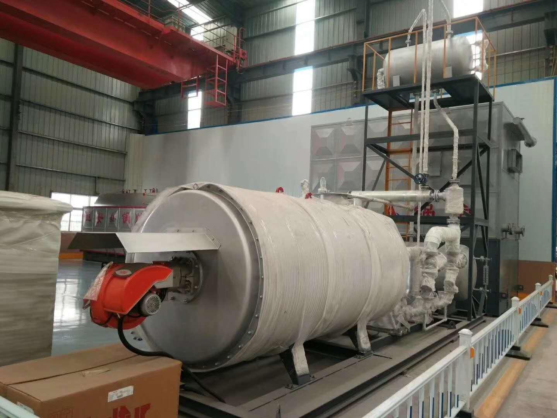 已为您整理好:导热油锅炉的除垢方法