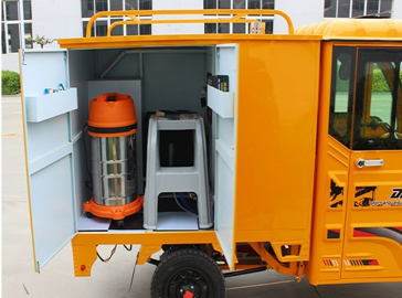 蒸汽洗车设备实机展示