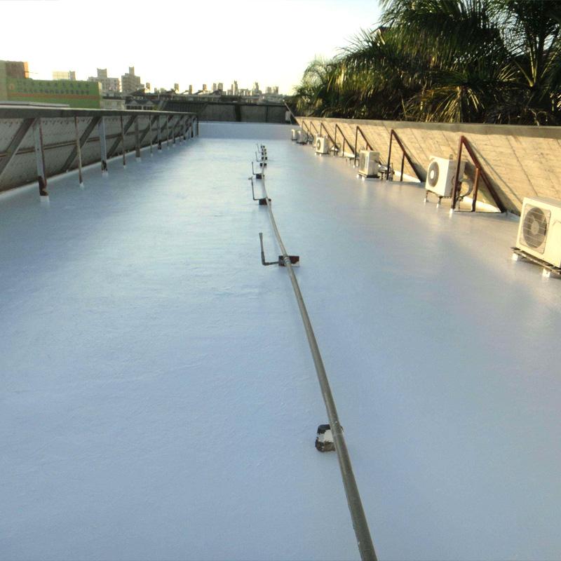 楼顶防水板安装