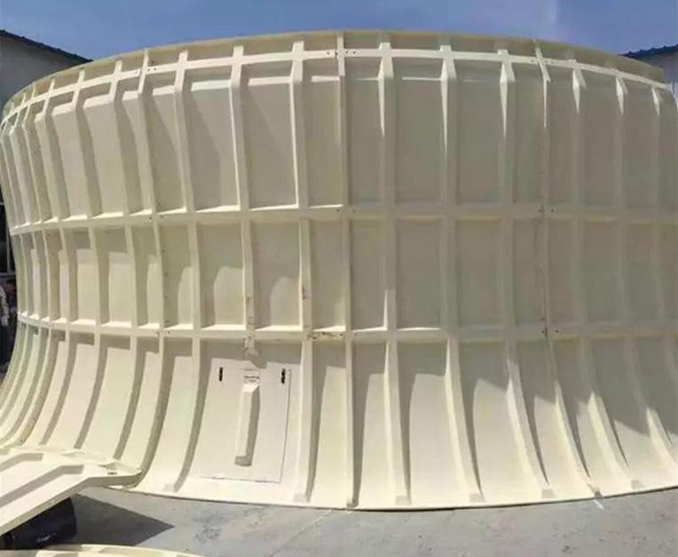 冷却塔风筒面板