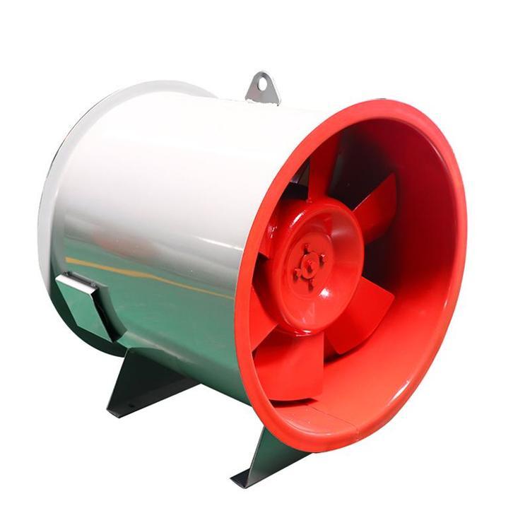 消防风机的技术决议了其性能的优良性