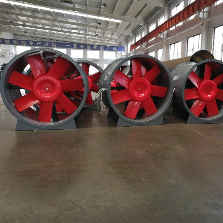 排烟风机厂家介绍选择风机考虑的相关参数
