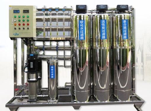 纯净水处理设备老牌厂家陕西瑞泉合作独立站优化推广3年
