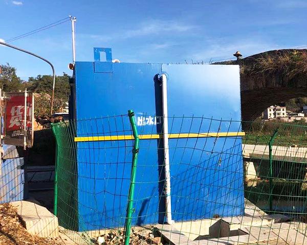 安宁鹏程生物公司污水处理设备案例