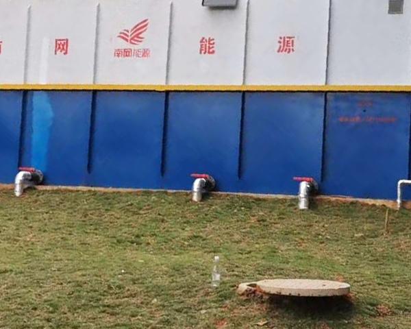 普洱市政府安装污水处理设备案例