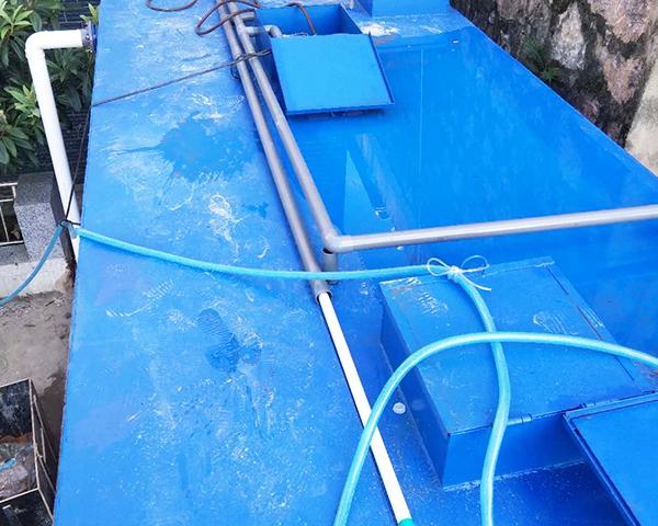 临沧卫生院污水处理设备6套案例