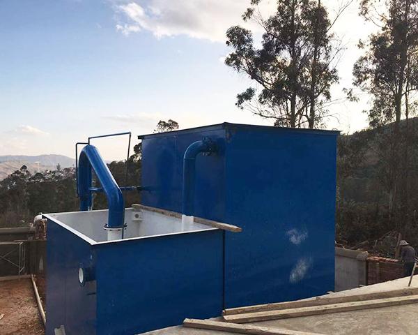 一体污水处理设备