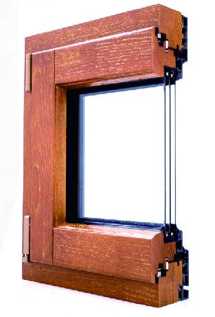 中宝时瑞雅IV68系列实木窗