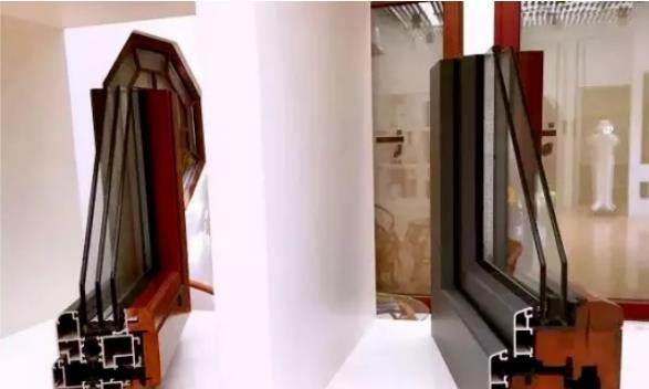 铝包木门窗与断桥铝门窗,您喜…