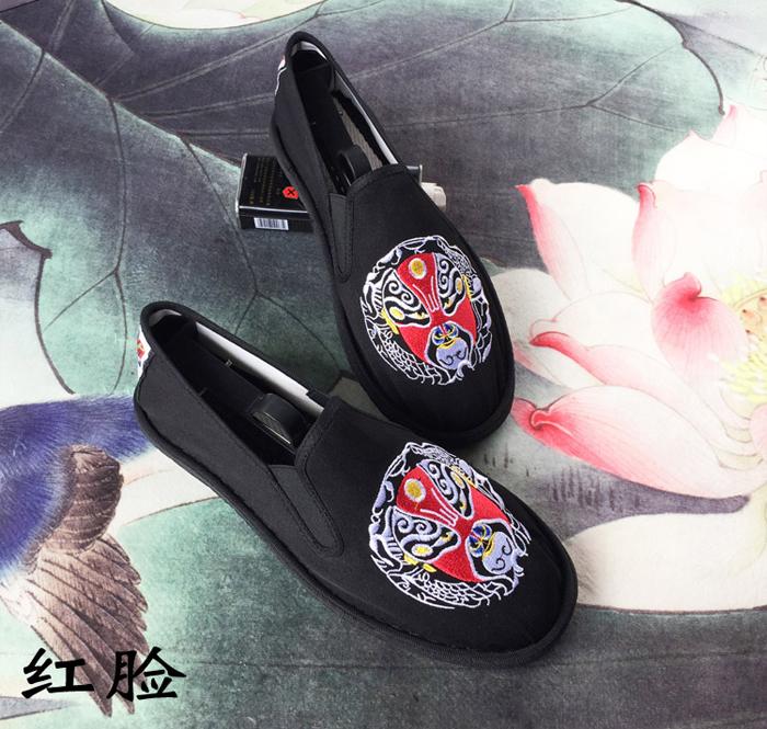 手工布鞋受到越来越多的人喜爱,市场前景广阔