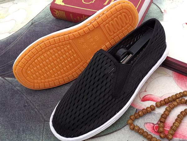 制作一双布鞋都使用了哪几种工艺?