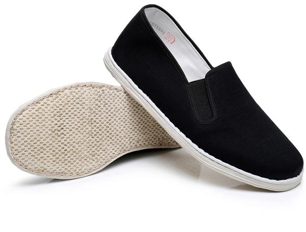 手工布鞋,足尖上的艺术