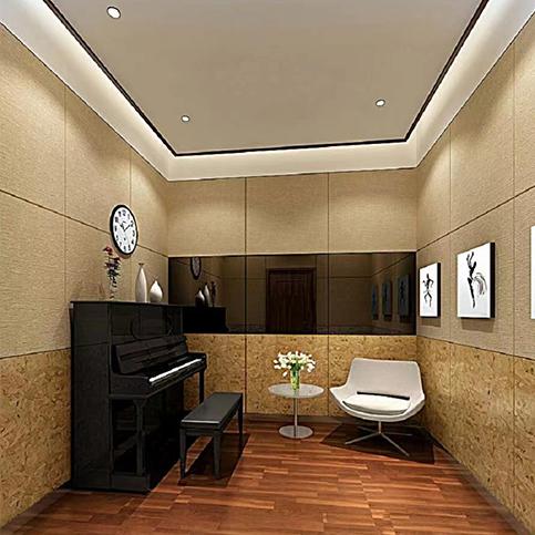 钢琴房隔音制作