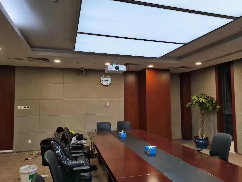 会议室隔音制作