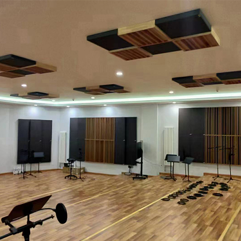 大型语音室