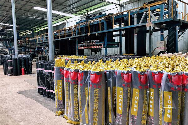 云南自粘防水卷材如何施工才算合格?怎样检验防水卷材的施工质量?