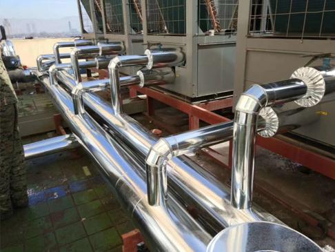 风管铝皮保温