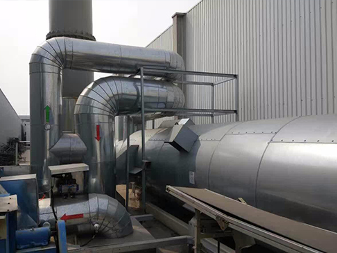 管道铁皮保温工程