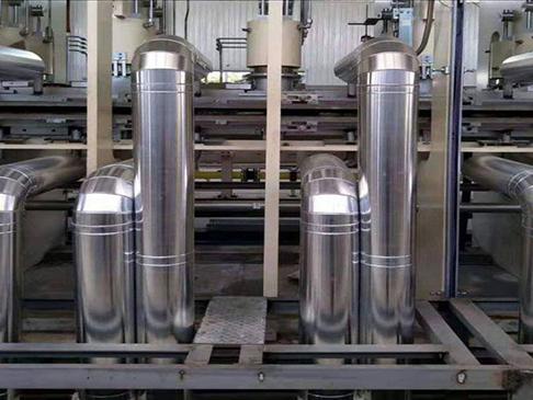 铁皮保温工程