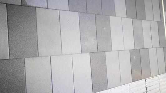 西安仿石材透水砖