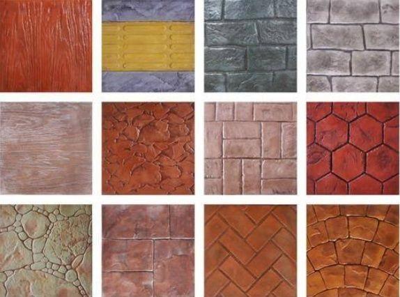 怎样确保彩色压花地坪的质量
