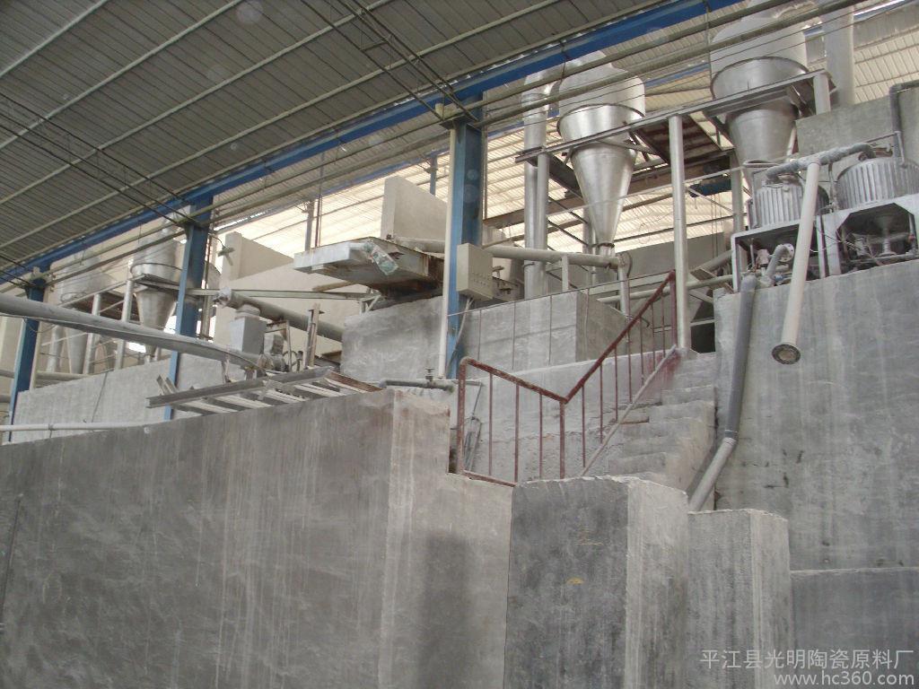 钾长石粉生产车间
