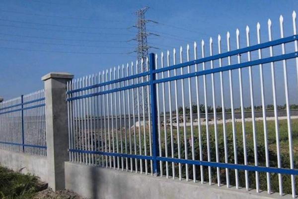 宁德锌钢护墙